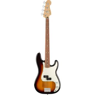 Fender Player Precision Bass PF 3-Color Sunburst Produktbild