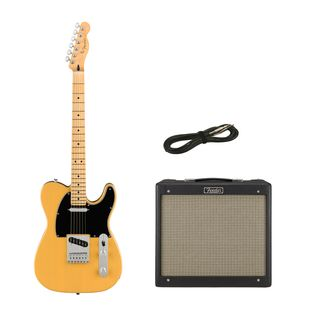 Fender Player Tele MN BTB Blues Jr IV Product Image
