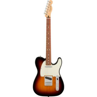Fender Player Telecaster PF 3-Color Sunburst Product Image