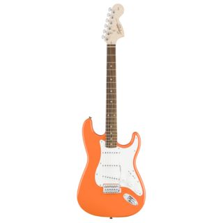 Fender Squier Affinity Series Stratocaster IL Competition Orange Product Image