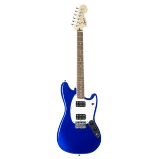 Fender Squier Bullet Mustang HH IL Imperial Blue Product Image