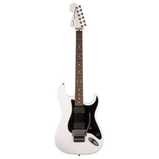 Fender Squier Contemporary Active Stratocaster HH RW Olympic White Изображение товара
