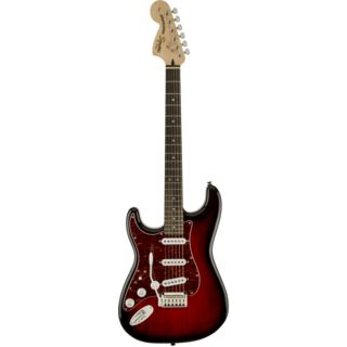 Fender Squier Standard Stratocaster IL Lefthand Antique Burst Product Image