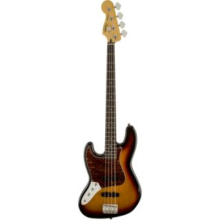 Fender Squier Vintage Modified Jazz Bass Lefthand 3-Color Sunburst Product Image