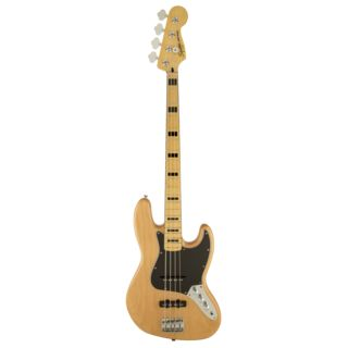 Fender Squier VM J-Bass '70s MN NAT Natural Product Image
