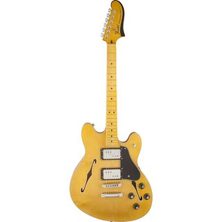 Fender Starcaster MN NAT Natural B-Stock Product Image