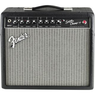 Fender Super Champ X2 Guitar Amplifier Combo Product Image