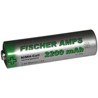 Fischer Amps Akku Mignon/AA 2200 mAh NiMH Product Image