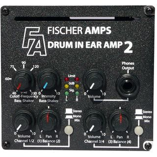 Fischer Amps Drum InEar Amp 2 incl.  Buttkicker +Holder Product Image
