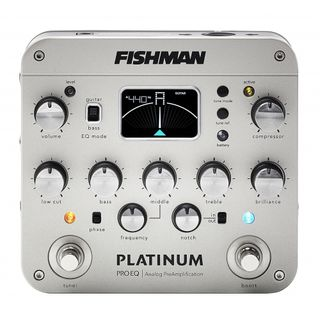 Fishman Platinum Pro EQ Analog Preamp  Product Image