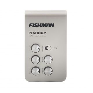 Fishman Platinum Stage 4 Bd analog preamp Product Image