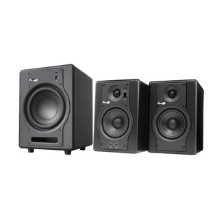 Fluid Audio F4 + F8S Subwoofer - Set Product Image