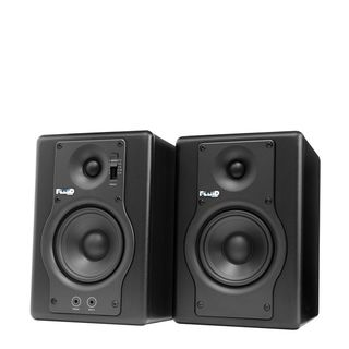 Fluid Audio F4W Near-Field Monitor (Pair, Black) Product Image