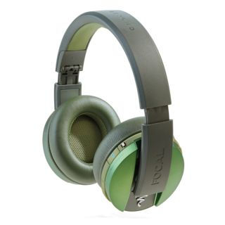 Focal Listen Wireless Olive Green Product Image