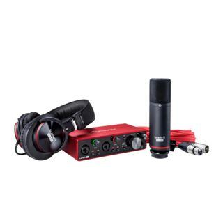 USB Audiointerface Focusrite Scarlett 2i2 3rd Gen