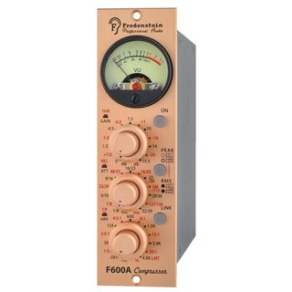 Fredenstein F600A Compressor 500 Format Product Image