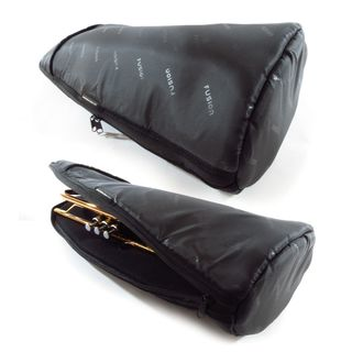 Fusion Bags Sleeve for Trumpet black Product Image
