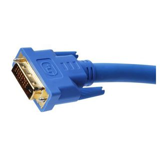 Gefen CAB-DVIC-DLX-160mm Dual Link DVI Copper Cable 160 Product Image