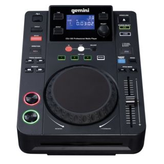 Gemini CDJ-300 CD/MP3 Player Produktbild
