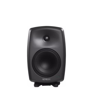 Genelec 8040BPM Compact 2-Way Active Monitor Speaker, Black Product Image