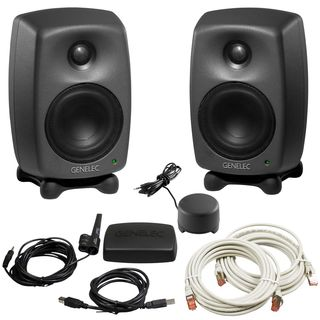 Genelec 8320APM-Pack DSP-Monitor Pack, anthracite Product Image