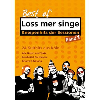 Gerig-Verlag Best of – Loss mer singe - Band 1 - Karneval Product Image