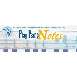 Gerig-Verlag Play Piano Notes Product Image