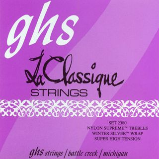 GHS K-Git.Saiten, Supreme La Classique S. High Tension Product Image