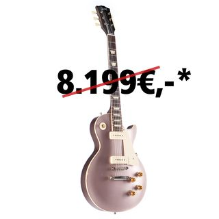 Gibson 1956 Les Paul Reissue Heavy Aged Heather Poly #64319 Изображение товара