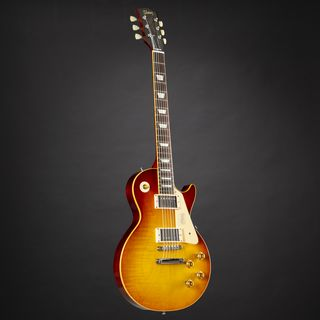 Gibson 1958 Les Paul Standard Abilene Sunset #871507 Product Image