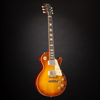 Gibson 1960 Les Paul Standard VOS Royal Teaburst #081165 Product Image
