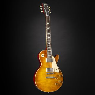 Gibson Burstdriver Les Paul Standard Amber Ale #871132 Product Image