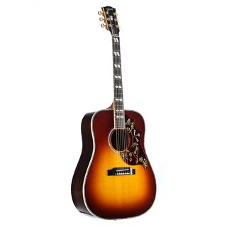 Gibson Hummingbird Regal 2018 Rosewood Burst Product Image