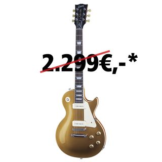 Gibson Les Paul Less Plus P-90 GT Gold Top Image du produit