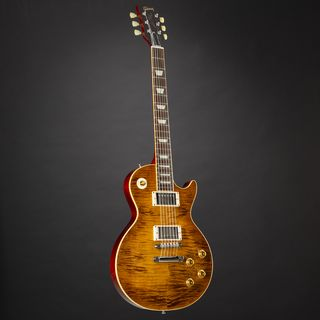 Gibson Les Paul Standard Rock Top Fossilized Flame #971436 Produktbild