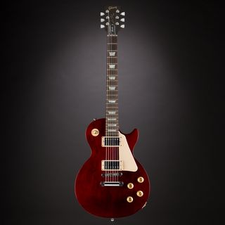 Gibson Les Paul Studio 2016 HP Wine Red Chrome Hardware Image du produit