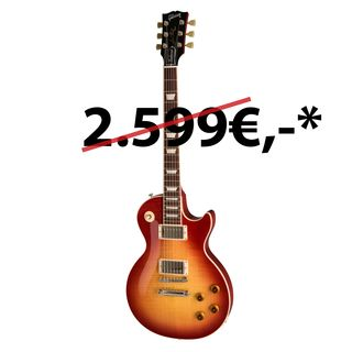 Gibson Les Paul Traditional 2019 (Heritage Cherry Sunburst) Product Image