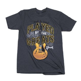 Gibson Played By The Greats T-Shirt S Product Image