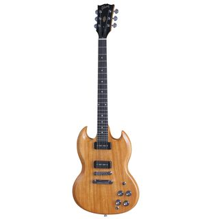 Gibson SG Naked 2016 Limited Edition Natural Vintage Gloss Produktbillede