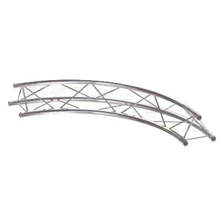 Global Truss F23 Decotruss Circular 180° 1m Product Image