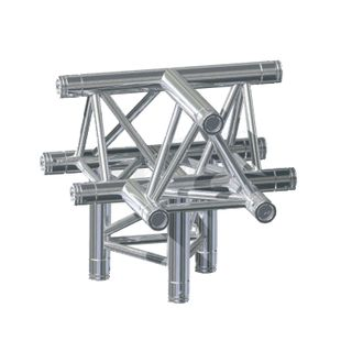Global Truss F33 TD-T-Piece T43 3-Ppoint 4-Way Product Image
