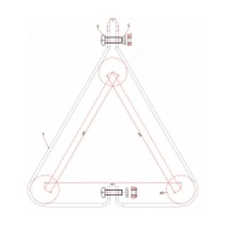 Global Truss Triangle for F33 Product Image