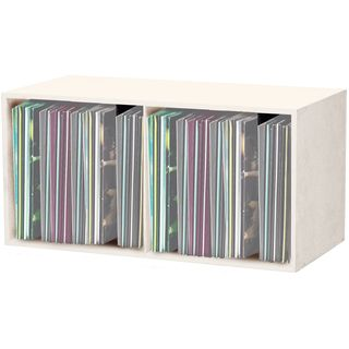 Glorious Record Box 230 White  Product Image