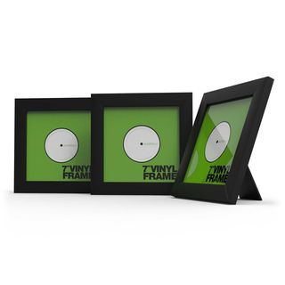 "Glorious Vinyl Frame Set 7"" Black Product Image"