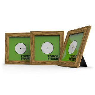 "Glorious Vinyl Frame Set 7"" Rosewood Product Image"