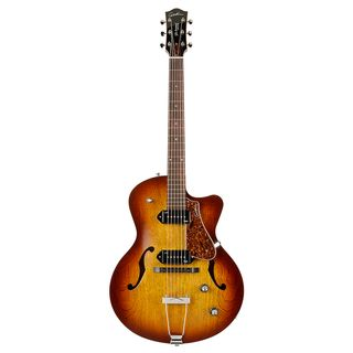 Godin 5th Avenue CW Kingpin II Cognac Burst Εικόνα προιόντος