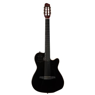 Godin ACS-SA Nylon PB HG Black Pearl Highgloss- Finish Product Image