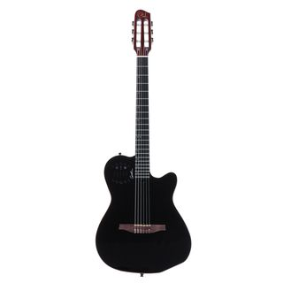Godin ACS-SA Slim Nylon BP HG Black Pearl Highgloss- Finish Product Image