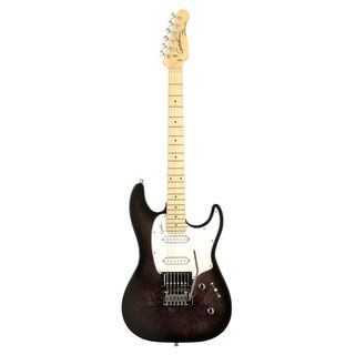 Godin Session Electric Guitar, Maple , Blackburst SG   Product Image
