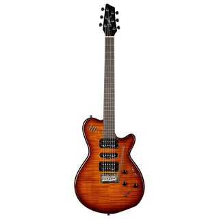 Godin xtSA Light Burst Flame incl. Gigbag Product Image